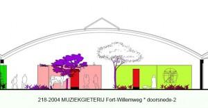 218-2004 MGM 2 Fort-Willemweg - doorsnede2