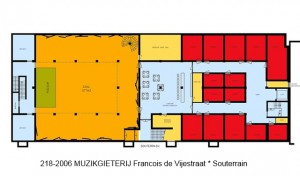 218-2006 MGM-4 Francois de Vijestraat - Souterrain