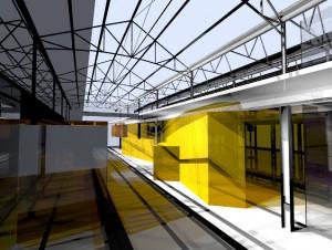 295-2014d MGM Timmerfabriek ontwerp corridor