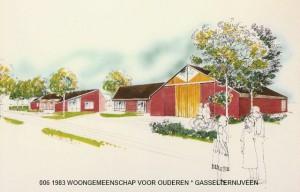 006 1983 woongemeenschap voor ouderen Gasselternijveen