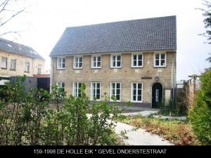 159-1998 09 De Holle Eijk - Oostgevel