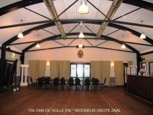 159-1998 19 De Holle Eijk - interieur grote zaal