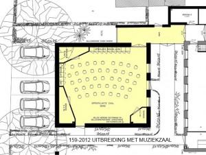 159-2012 01 De Holle Eijk - ontwerp muziekzaal-3