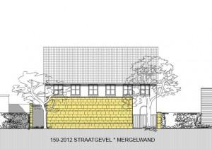 159-2012 02 De Holle Eijk - ontwerp straatgevel