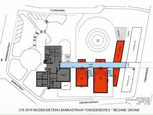 218-2010 MGM 4 Bankastraat-Tongerseweg begane grond